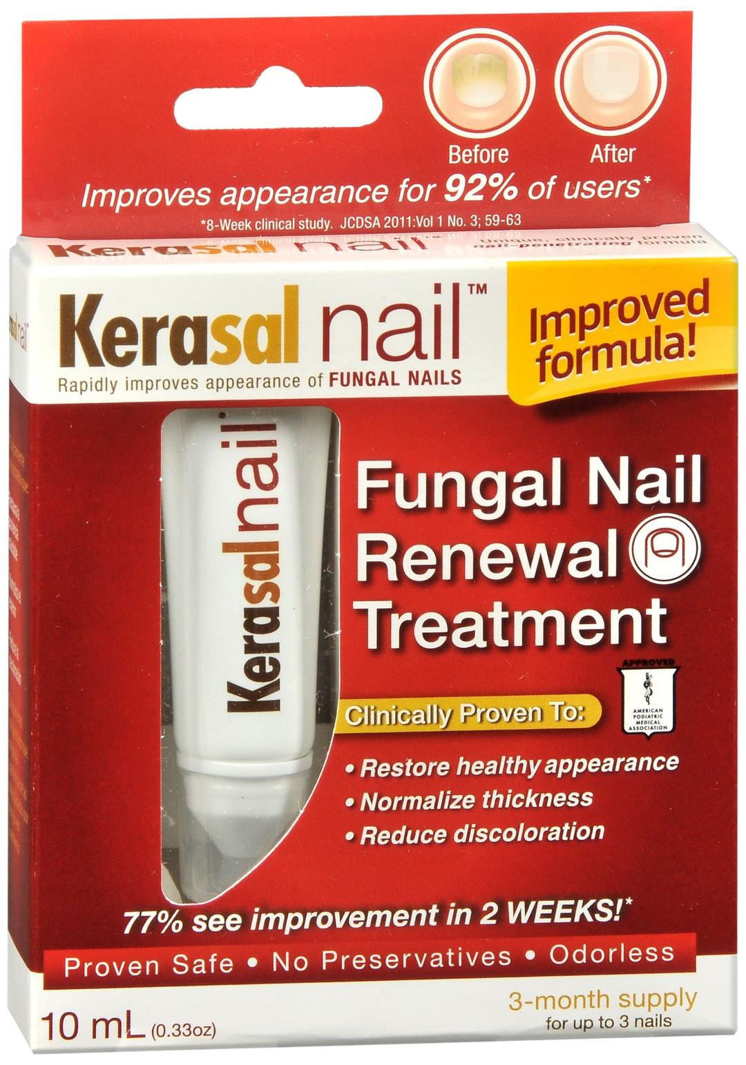 Kerasal Nail Fungal Nail Renewal Treatment | Asti\'s South Hills Pharmacy