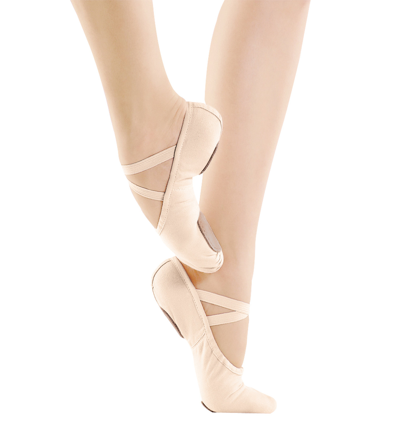 10da0e84cc3fb SD11 Canvas Ballet Shoe. SoDanca