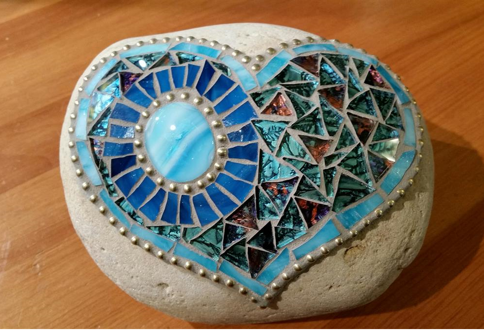 Mosaic Rock class example