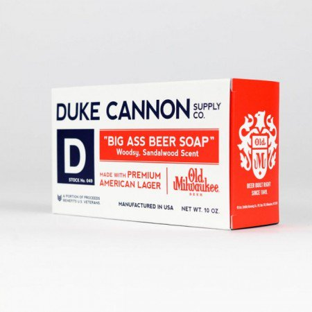 Duke Cannon Beer Soap | The Chocolate Goat Gift Shoppe LLC