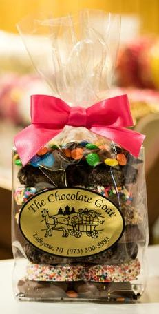 Chocolate Covered Pretzel Assortment The Chocolate Goat Gift Shoppe Llc