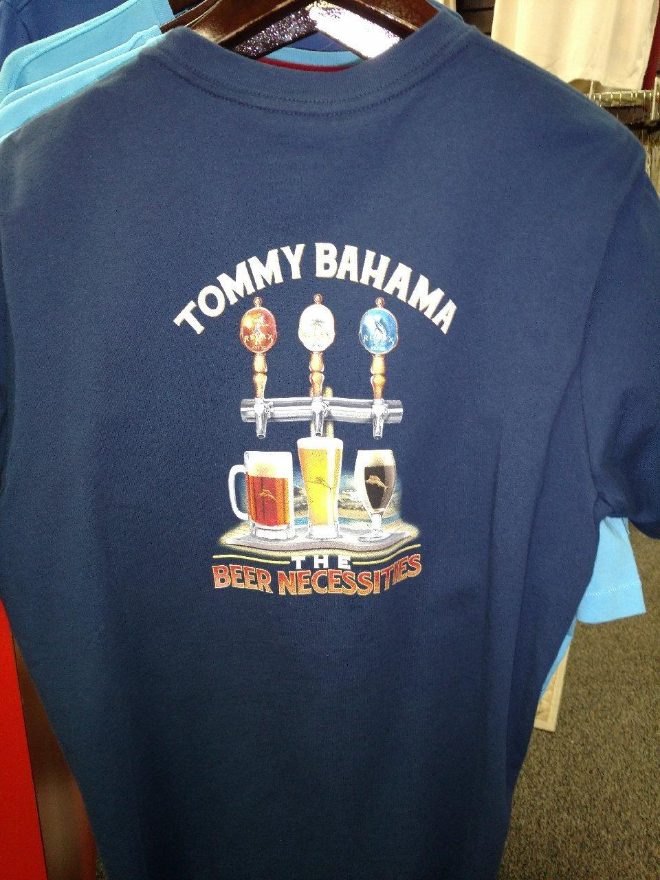 17f84548592 Tommy Bahama Beer Necessities Tee