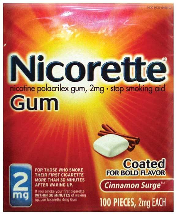 Nicorette Gum