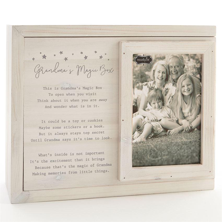 Grandma\'s Magic Box | The Vintage Garden