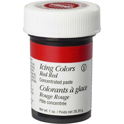 Gel Food Coloring-Red-Red | Gifts and Gadgets