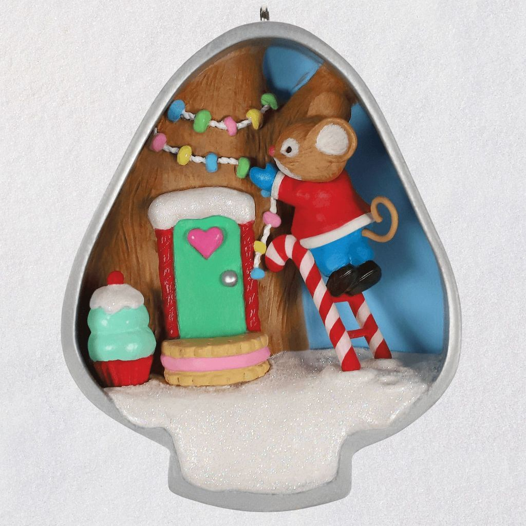 Hallmark Christmas Ornaments 2019.Cookie Cutter Christmas Ornament Available July 13 2019